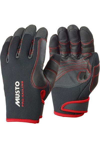 Musto MUS.80046 Musto Performance Winter Glove (MUS.AS0594) Yelken Eldiveni Siyah Unisex