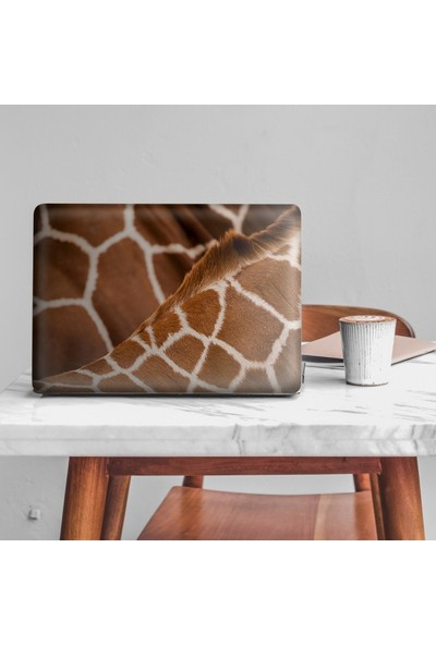 Artikel Zürafa Makro Notebook Sticker