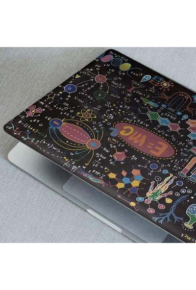 Artikel Formüllü Bilimsel Notebook Sticker