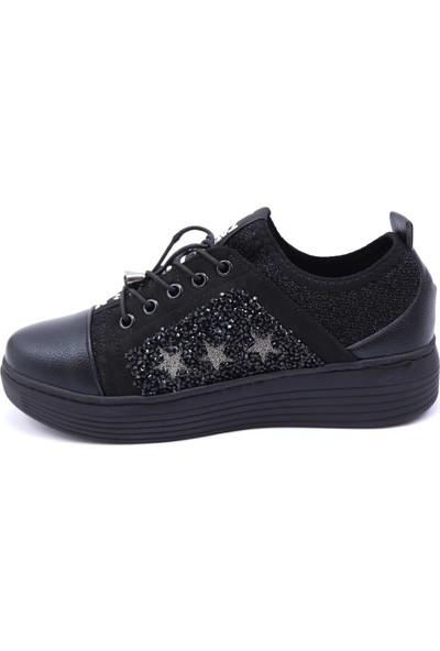 Myfit 321 Kadın Taşlı Spor Ayakkabı