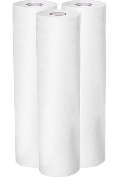 Spasarf Rulo Sedye Örtüsü Perforeli 50 cm x 50 m 6 Adet