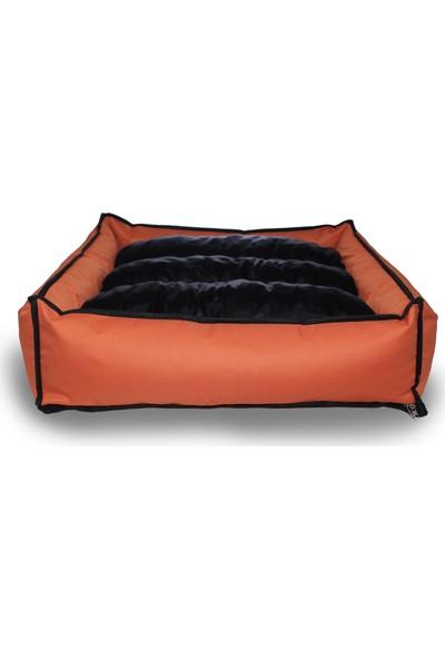 Zeepmax Yıkanabilir Indoor Kedi Köpek Minderi ve Yatağı Büyük Irklar Için Fermuarlı Yatak