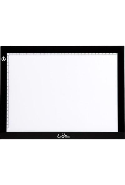 LitEnergy A4 Grafik Tablet