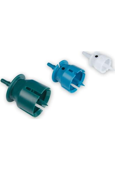 Kerbl Şişeli Enjektör Adaptörü - Air Vent Caps