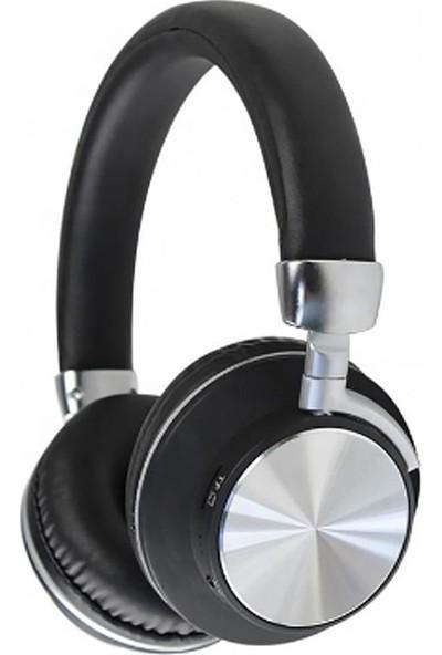 Coverzone Music 98 Kulak Üstü Bluetooth Kulaklık Siyah