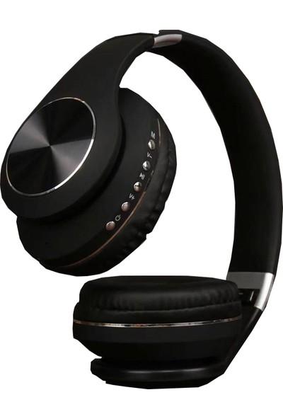 Coverzone Music 991 Kulak Üstü Bluetooth Kulaklık Siyah