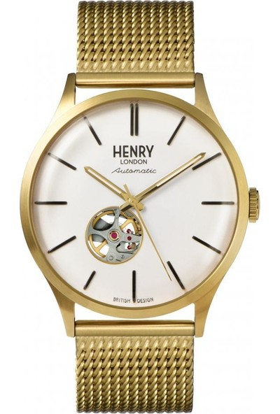 Henry London HL42-AM-0284 Erkek Kol Saati