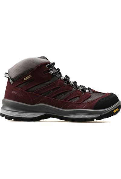 Grisport Unisex Trekking Bot Ve Ayakkabısı 12505S73T Kırmızı