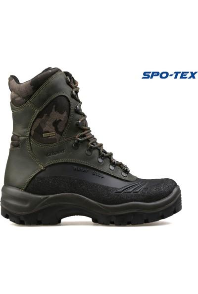 Grisport Unisex Trekking Bot Ve Ayakkabısı 90101D71Lt Yeşil