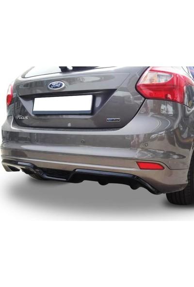 BTG Ford Focus 3.5 Makyajsız Hb Plastik Arka Ek