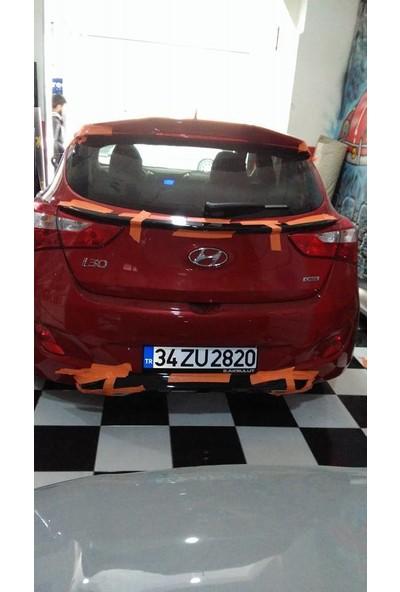 BTG Hyundai i30 Plastik Difüzör