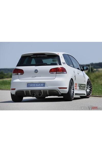 BTG Volkswagen Golf 6 Plastik Rieger Difüzör