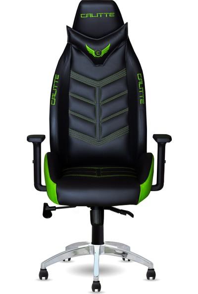 Calitte   Titan CTX   Profesyonel Oyuncu Koltuğu   Siyah-Yeşil