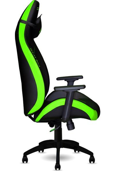 Calitte   Titan RTX   Profesyonel Oyuncu Koltuğu   Siyah-Yeşil
