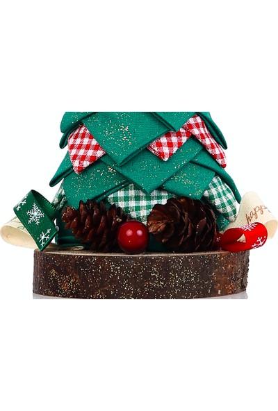 Db Handmade Art & Crafts Dekoratif Çamağacı