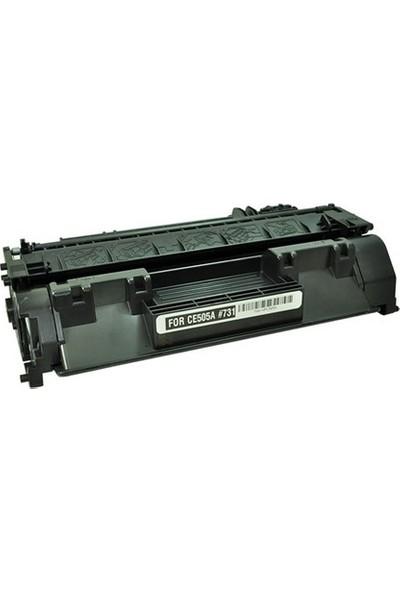 Elit HP CE505A Toner 2100 Sayfa Siyah