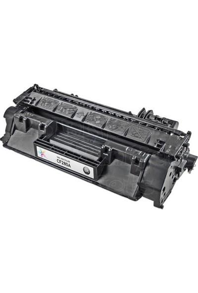 Elit HP CF280A Toner 2700 Sayfa Siyah