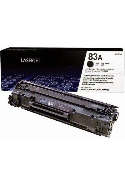 Elit HP CF283A Toner 1600 Sayfa Siyah
