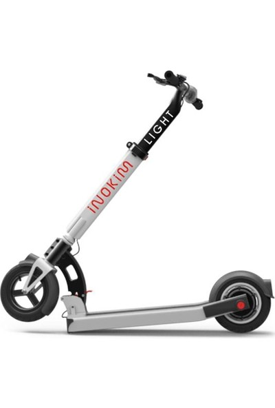 Inokim Light-2 Beyaz Elektrikli Scooter Kaykay