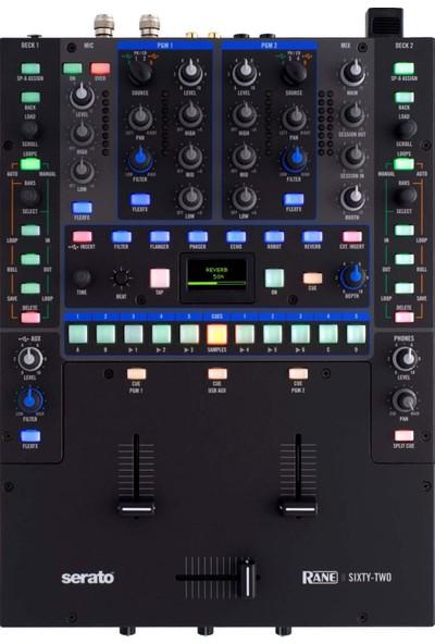 Rane Sixty-Two İki Kanallı DJ Mixer
