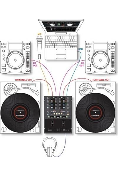 Rane Sixty-One İki Kanallı DJ Mikser