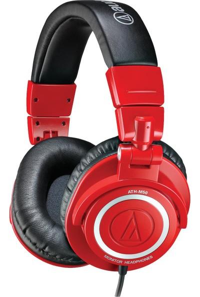 Audio Technica ATH-M50RD Limited Edition Stüdyo Monitor Kulaklık