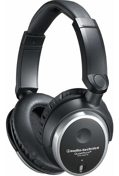 Audio Technica ATH-ANC7B Aktif Gürültü Giderici Kulaklık