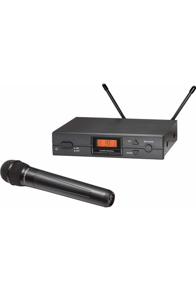 Audio Technica ATW-2120a Telsiz Mikrofon Sistemi
