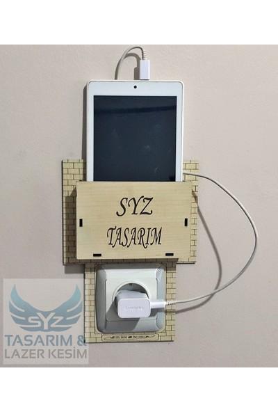 Syz Priz İçin Telefon Tablet Aparatı
