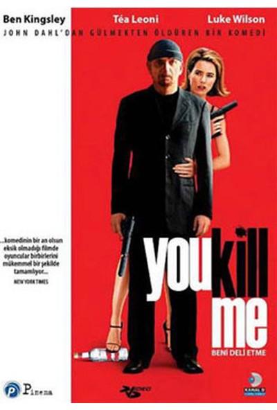 Beni Deli Etme - You Kill Me DVD