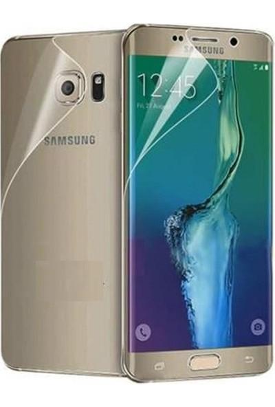 Magazabu Samsung Galaxy S6 Edge Ön Arka Full Body Kavisli Tam Kapatan Ekran Koruyucu