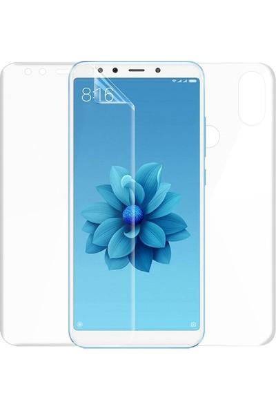 Magazabu Xiaomi Mi 6X Ön Arka Full Body Kavisli Tam Kapatan Ekran Koruyucu