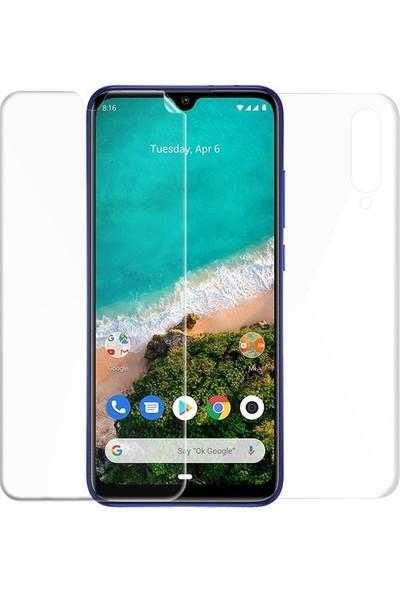 Magazabu Xiaomi Mi A3 Ön Arka Full Body Kavisli Tam Kapatan Ekran Koruyucu