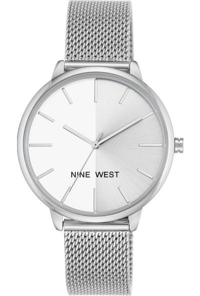 Nine West NW-1981SVSB Kadın Kol Saati