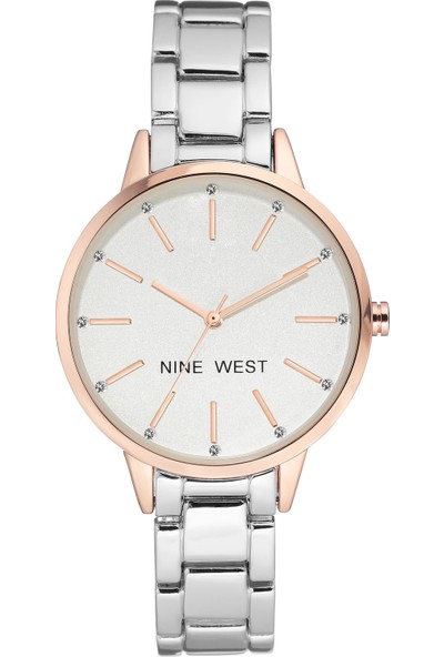 Nine West NW-2099RGSB Kadın Kol Saati
