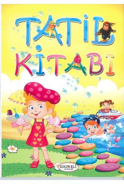 Çocuk Eli Yayınları Okul Öncesi Tatil Kitabı