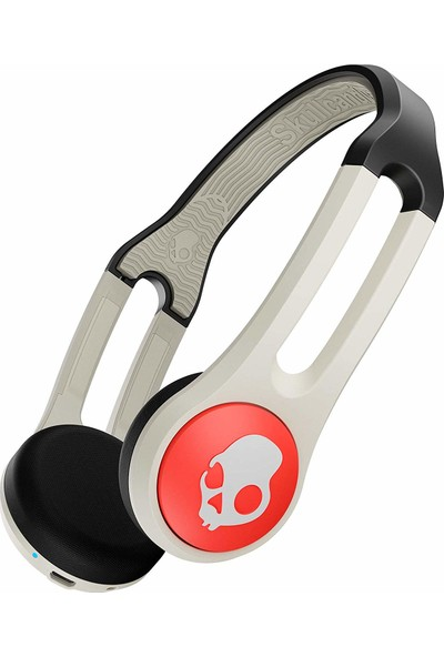 Skullcandy Icon Wireless Kablosuz Kulak üstü Kulaklık Siyah-Beyaz S5IBW-L650