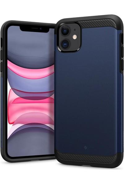 Caseology iPhone 11 Kılıf Legion Midnight Blue - 076CS27206