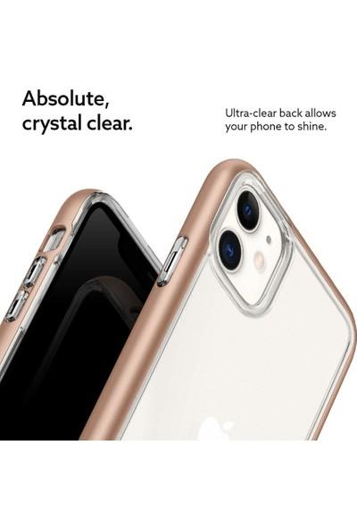 Caseology iPhone 11 Kılıf Skyfall Champagne Gold - 076CS27199