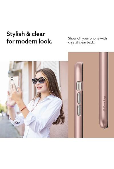 Caseology iPhone 11 Kılıf Skyfall Rose Gold - 076CS27198