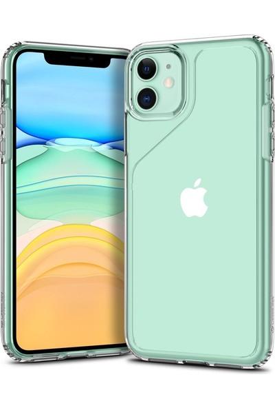 Caseology iPhone 11 Kılıf Waterfall Crystal Clear - 076CS27202