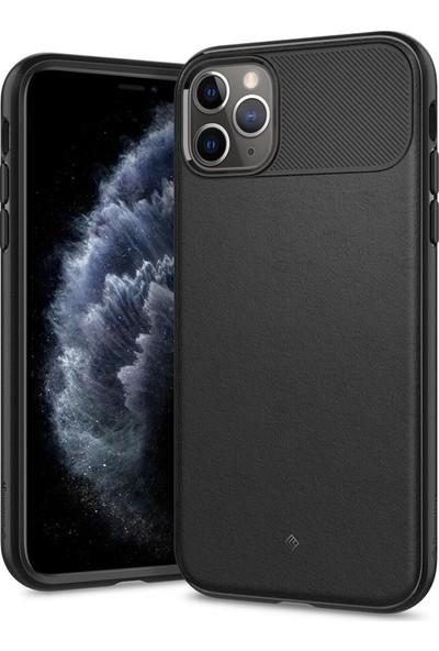 Caseology iPhone 11 Pro Max Kılıf Vault Matte Black - 075CS27157