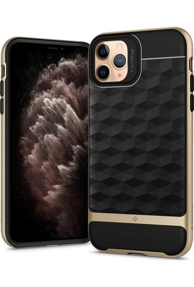 Caseology iPhone 11 Pro Max Kılıf Parallax Gold - 075CS27164