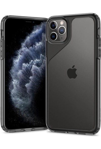 Caseology Apple iPhone 11 Pro Max Kılıf Waterfall Space Crystal - 075CS27156