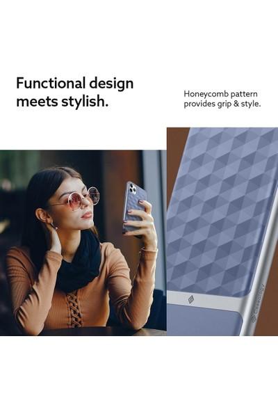Caseology iPhone 11 Pro Kılıf Parallax Silver - 077CS27263