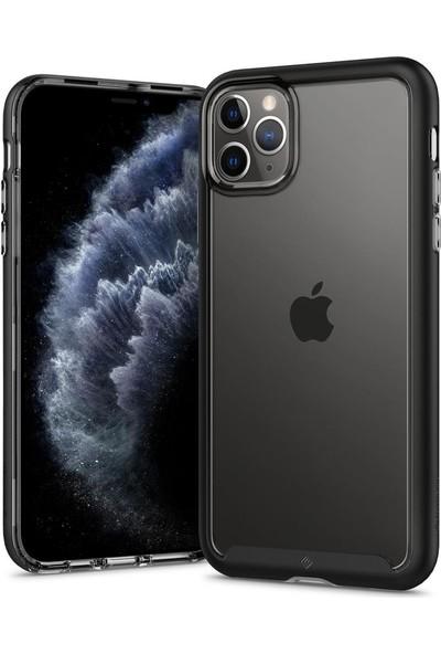 Caseology iPhone 11 Pro Kılıf Skyfall Matte Black - 077CS27251