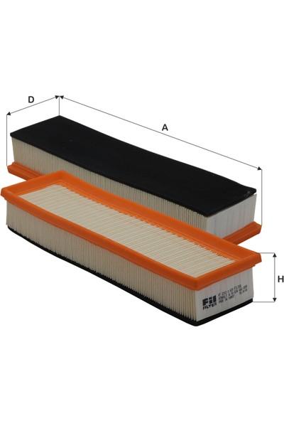 Fil Filter Dacia Dokker 1.6Mpi (2012-) Hava Filtresi