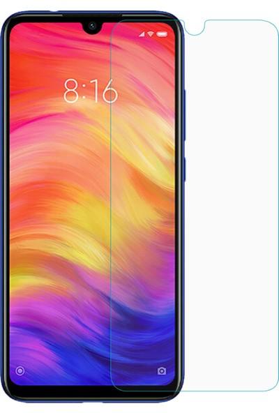 Quse Xiaomi Redmi Note 7 Premium Silikon Kılıf + Nano Ekran Koruyucu - Şeffaf