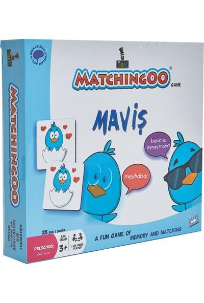 Mr. Toy Matchıngoo Eşleme Ve Hafıza Oyunu ( Maviş )