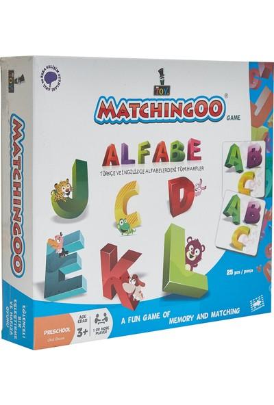 Mr. Toy Matchıngoo Eşleme Ve Hafıza Oyunu ( Alfabe )